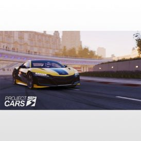 بازی پلی استیشن ۴ ریجن 3 Project CARS