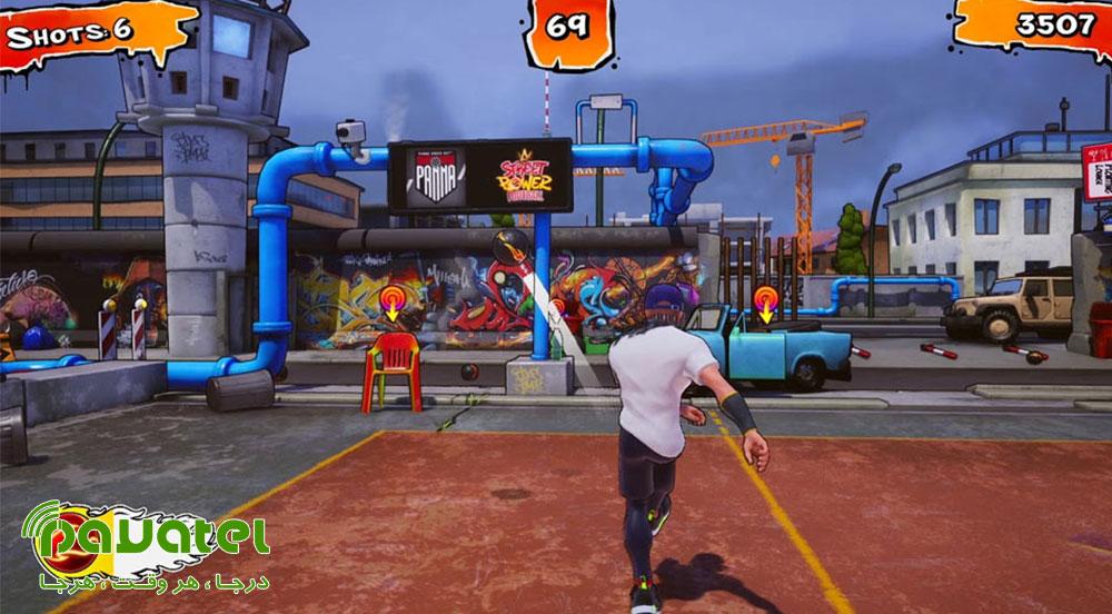بازی Street Power Football
