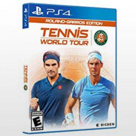 بازی پلی استیشن ۴ ریجن Tennis World Tour Roland Garros Edition-2