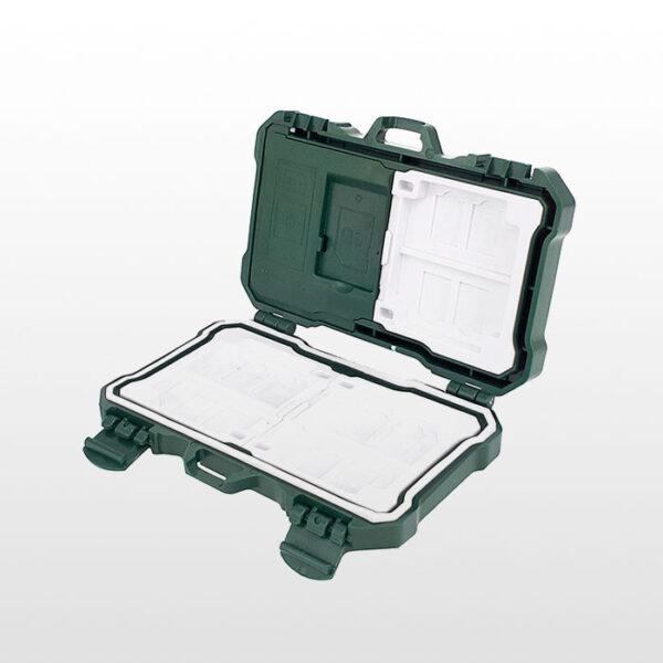 کیف کارت حافظه و کارت خوان ویلتروکس Viltrox CP-100 USB3.0 Green
