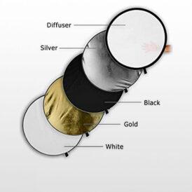 رفلکتور وسکات Westcott Reflector 5in1 110cm