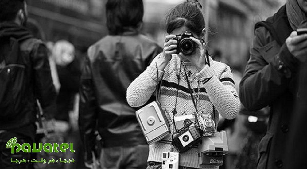 عکاسی خیابانی در ایران