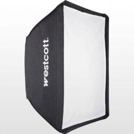 سافتباکس پرتابل وسکات westcott Portable softbox 60×90 cm