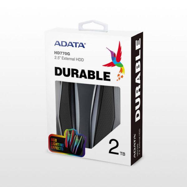 هارد اکسترنال ای دیتا ADATA HD770G-2TB