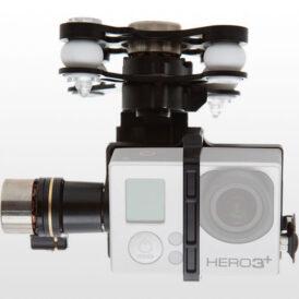 گیمبال فانتوم برای گوپرو DJI Zenmuse H3-3D 3-Axis Gimbal for GoPro HERO3