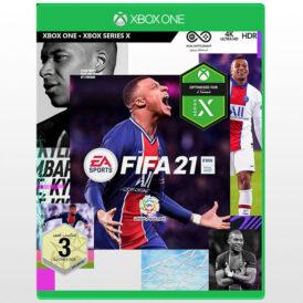 بازی ایکس باکس FIFA 21