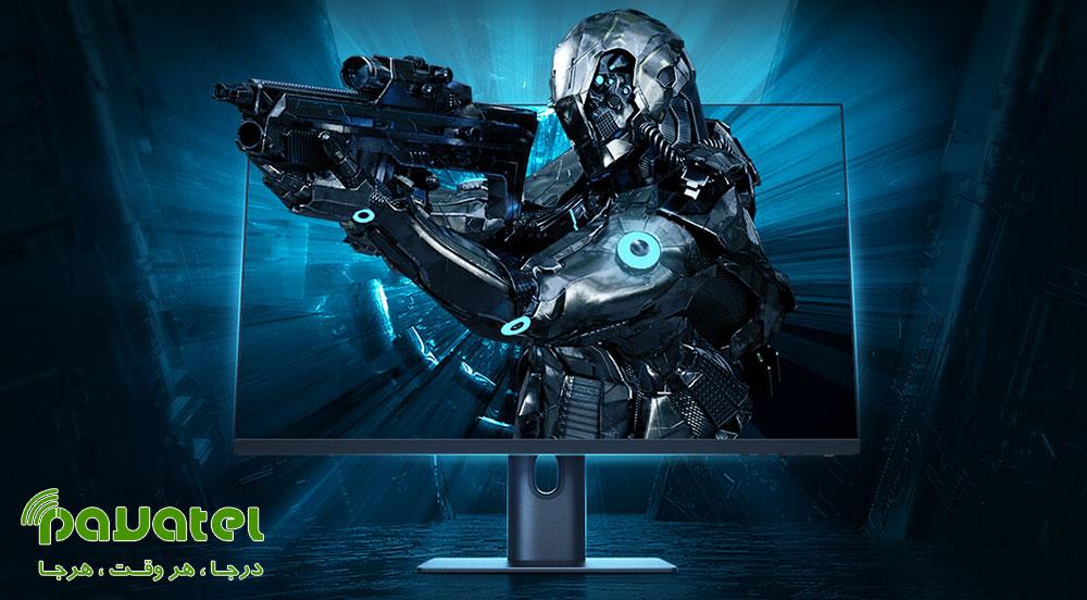 مانیتور گیمینگ Fast LCD شیائومیمانیتور گیمینگ Fast LCD شیائومی