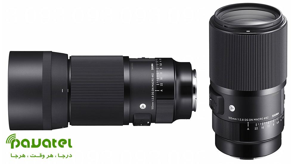 لنز Sigma 105mm f / 2.8 DG DN Macro