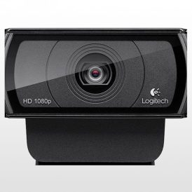 وب کم لاجیتک WEBCAM C920 HD PRO USB BLACK