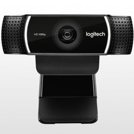 وب کم لاجیتک WEBCAM C922 PRO STREAM BLACK