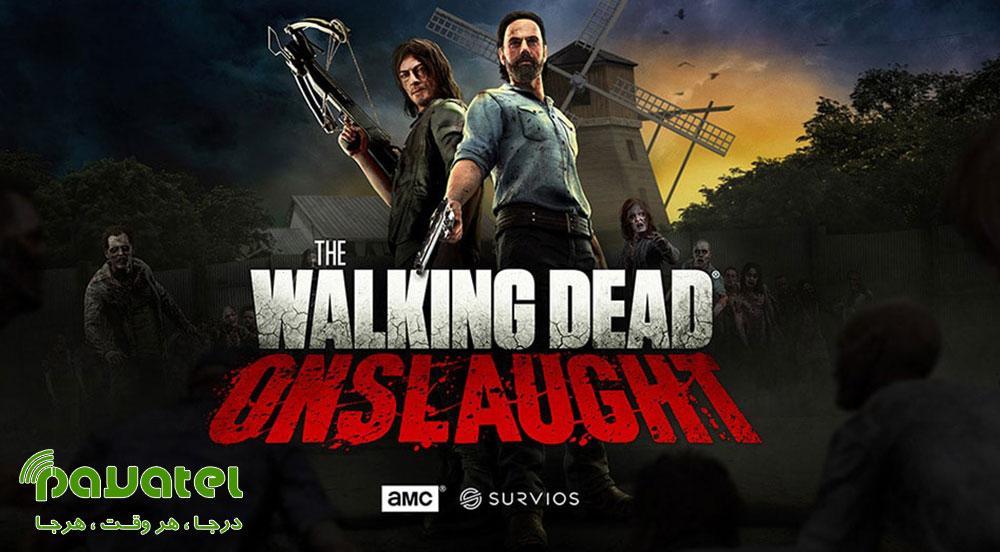 بررسی بازی The Walking Dead Onslaught