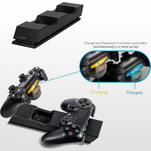 شارژر DualShock 4 مدل Xtra Life