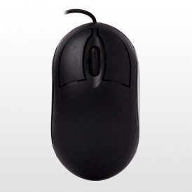 موس سیم دار لاجیتک logitech Mouse B100