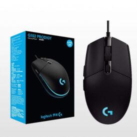 موس سیم دار لاجیتک logitech Mouse G102 PRODIGY
