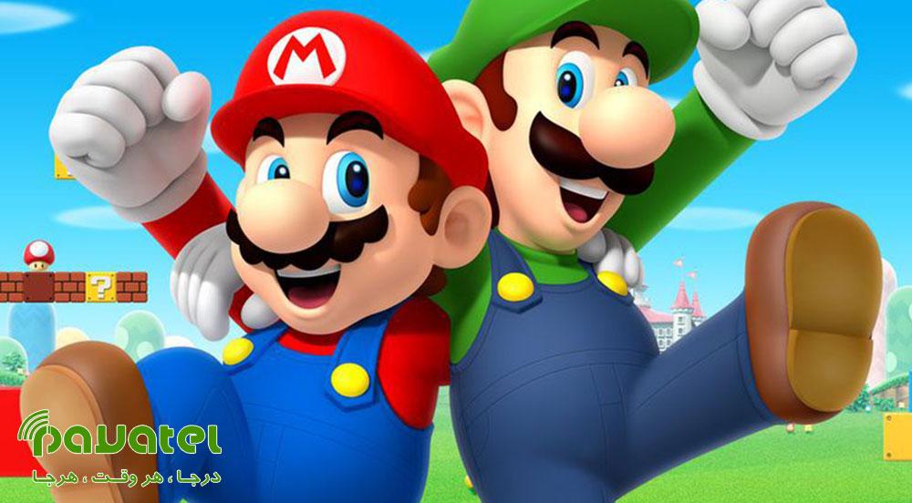 بهترین بازی های ماریو