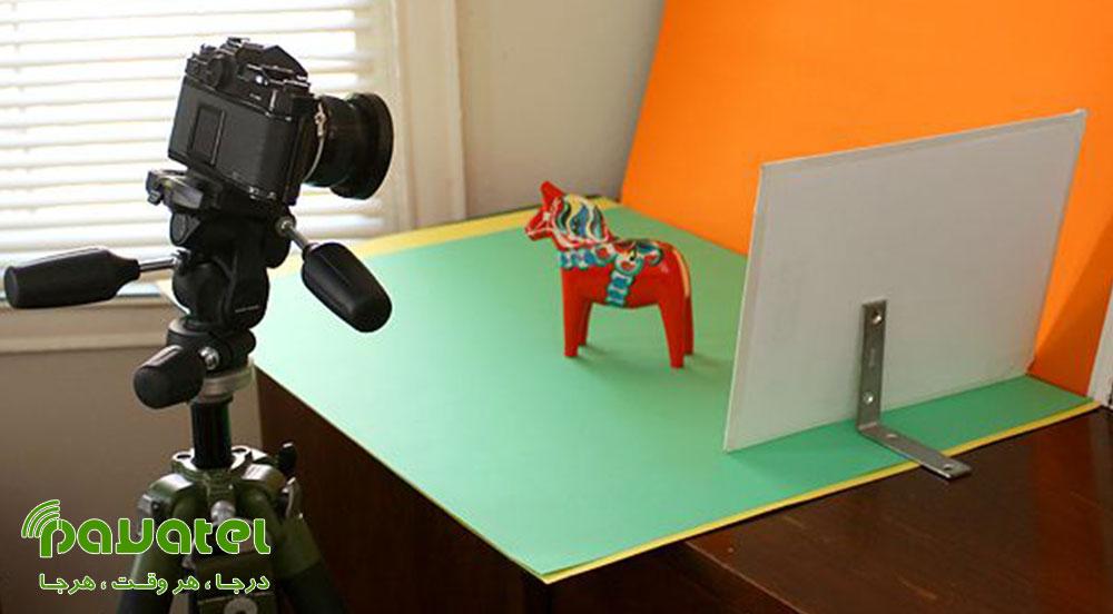 عکاسی از محصول برای سایت