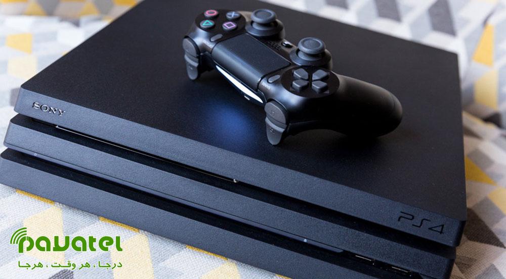 رفع مشکل روشن نشدن دسته PS4