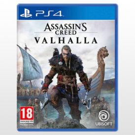 تصویر بازی پلی استیشن ۴ ریجن ۲ Assassin's Creed Valhalla