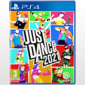 بازی پلی استیشن ۴ ریجن ۲-Just Dance 2021