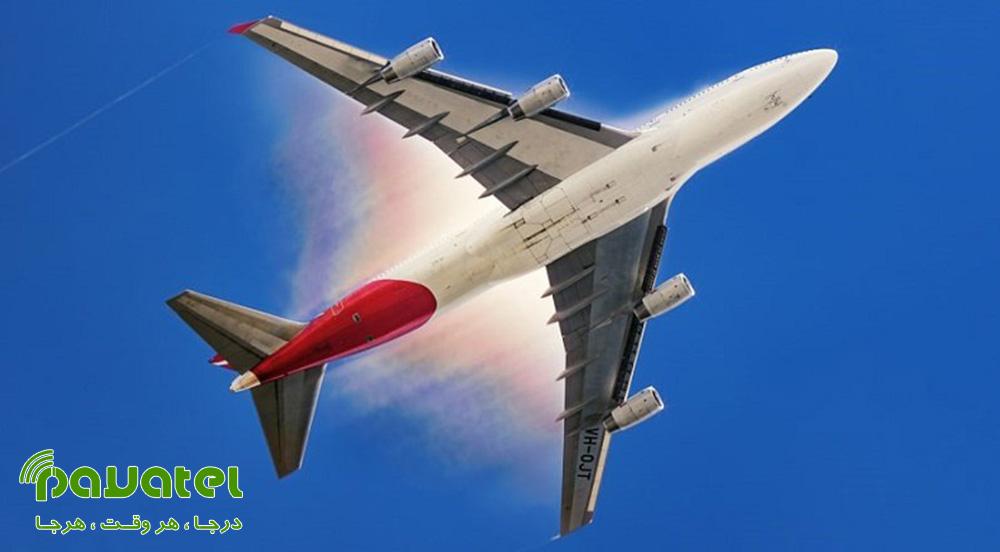 عکاسی از هواپیما