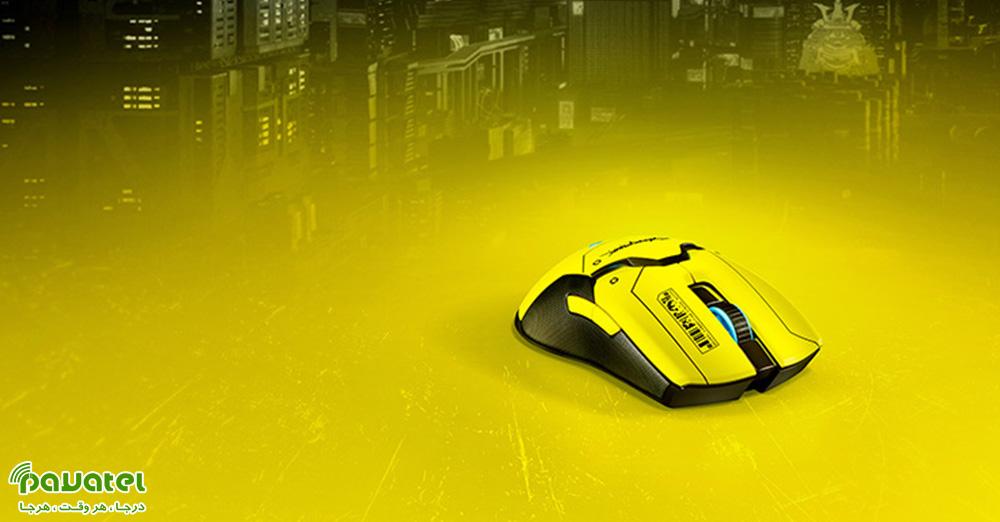 ماوس گیمینگ Viper Ultimate Cyberpunk 2077 Edition ریزر