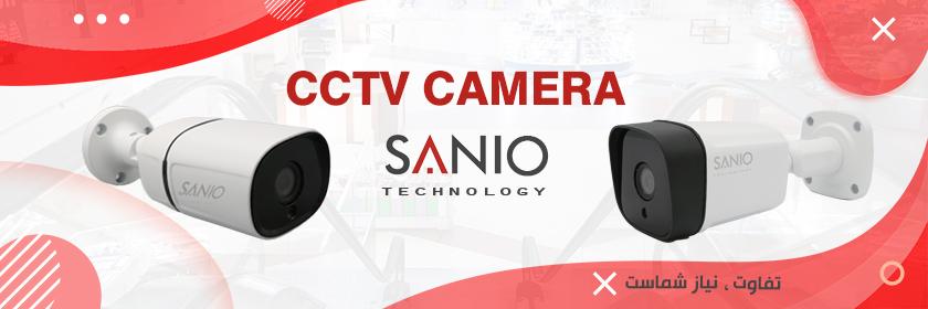 cctv camera sanio
