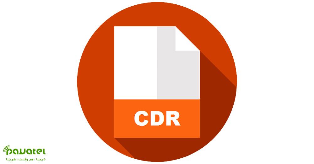 تبدیل فایل CDR به PDF