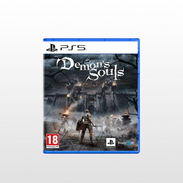 بازی پلی استیشن 5 ریجن 2 - Demon's Soul