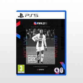 بازی پلی استیشن 5 ریجن 2 - FIFA 21 NXT LVL Edition