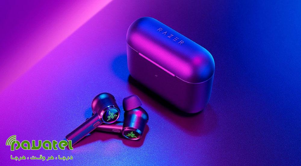 هدفون Hammerhead True Wireless Pro ریزر