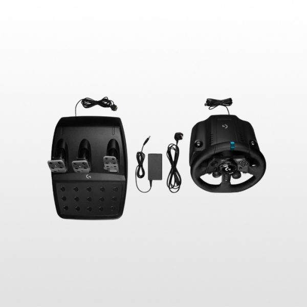 Logitech G923 TRUEFORCE Racing Wheel for PS4