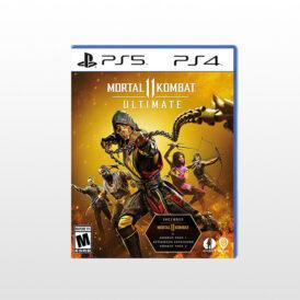 بازی پلی استیشن 5 ریجن 2 - Mortal Kombat 11 Ultimate Edition