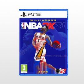 بازی پلی استیشن 5 ریجن 2 - NBA 2K21
