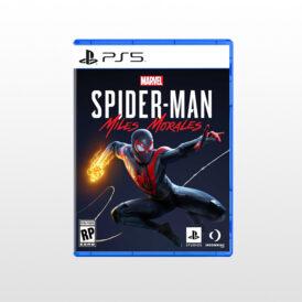 بازی پلی استیشن 5 ریجن 2 - Spider-Man: Miles Morales