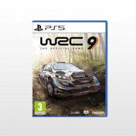 بازی پلی استیشن 5 ریجن 2 - WRC 9