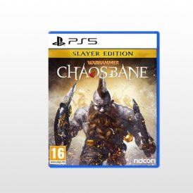 بازی پلی استیشن 5 ریجن 2 - Warhammer: Chaosbane Slayer Edition