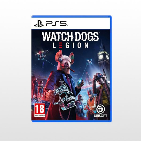 بازی پلی استیشن 5 ریجن 2 - Watch Dogs Legion