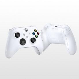 Xbox Wireless Controller Series Robot White