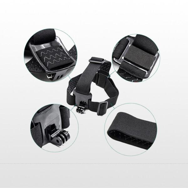کیت کامل لوازم جانبی گوپرو Gopro Accessories Combo Kit