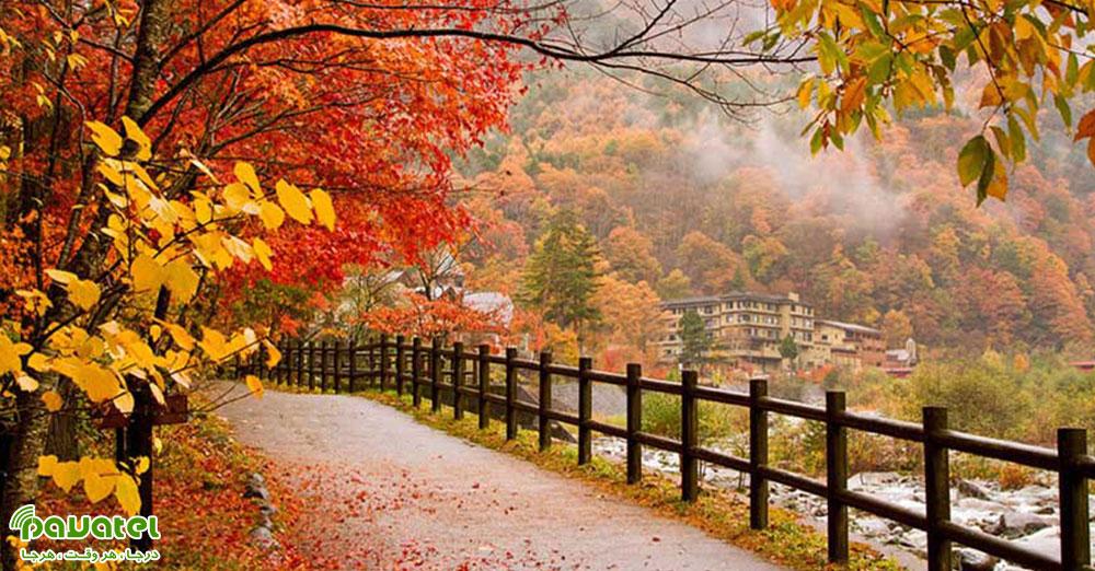 عکاسی در فصل پاییز