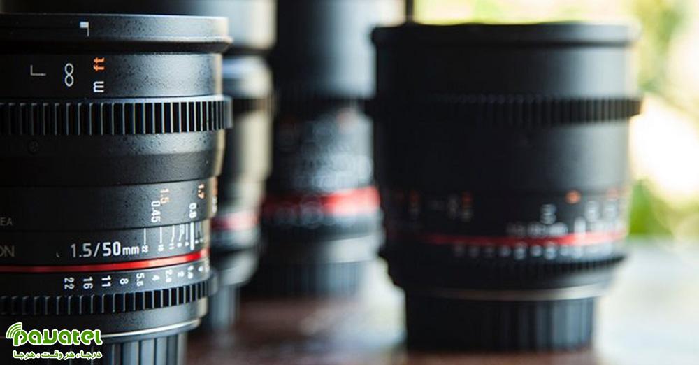 بهترین لنزها برای عکاسی از محصول