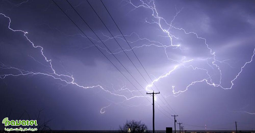 عکاسی از رعد و برق