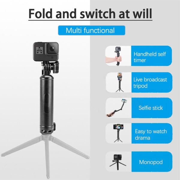 3-Way Actioncam Extension Arm