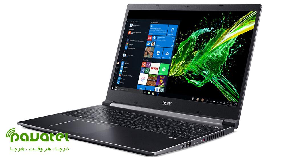 مدل جدید لپ تاپ Aspire 7 ایسر