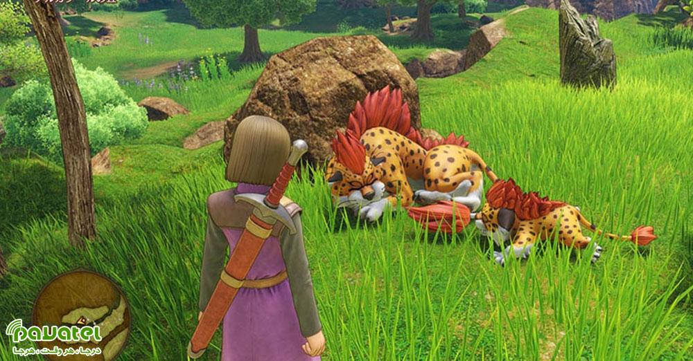 بررسی بازی Dragon Quest XI S