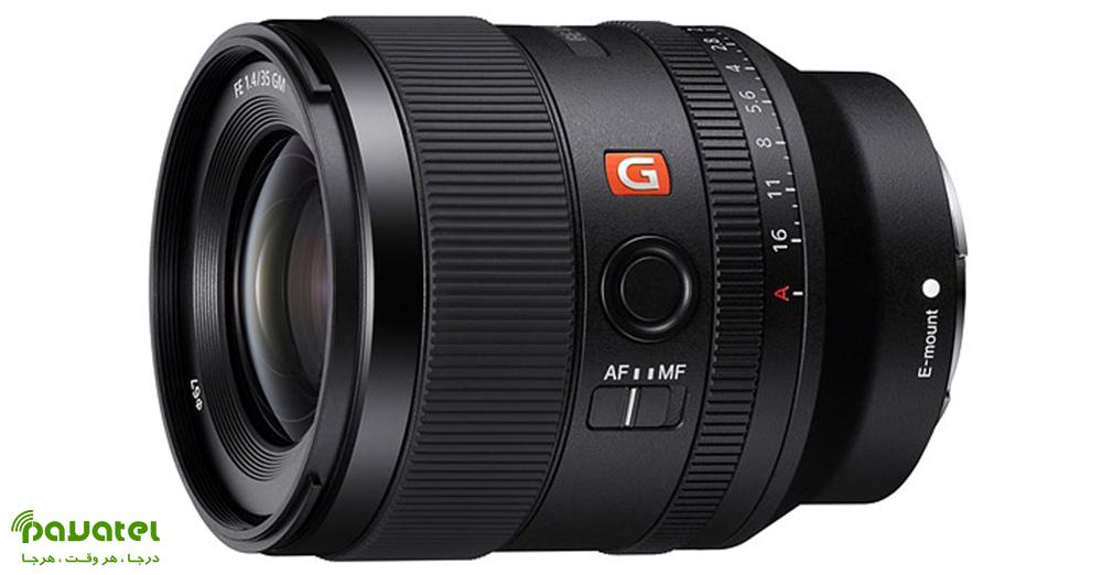 لنز FE 35mm F1.4 GM سونی