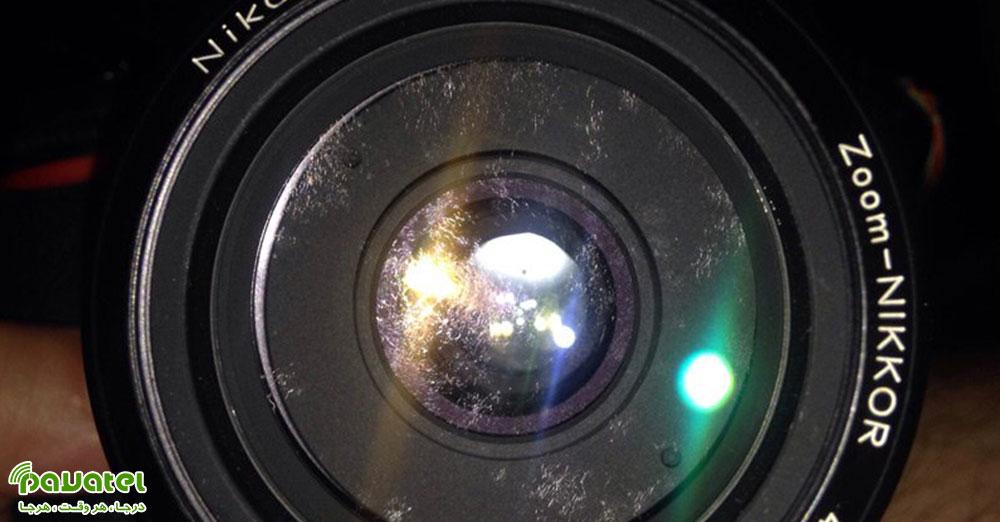 محافظت از لنز دوربین