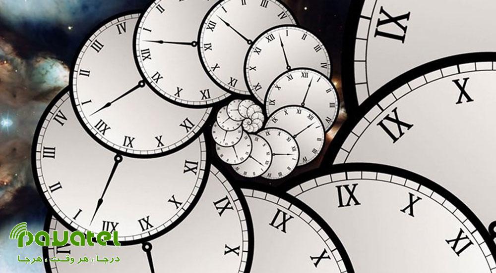 فعال کردن ثانیه شمار در ساعت ویندوز 10