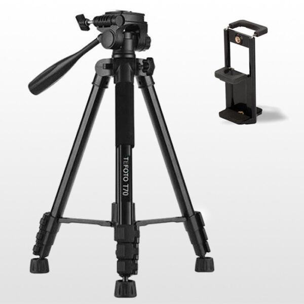 Tefoto T70 Tripod+ Tablet & Mobile holder