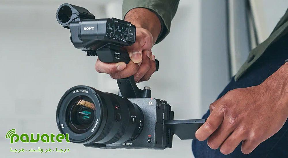 دوربین FX3 سونی